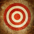 Royalty-Free Stock Photo: Vintage target