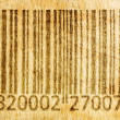 Stock Photo: Barcode