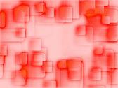抽象的な背景が透明な正方形で. — ストック写真