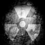 Sign of radiation — Stock Photo