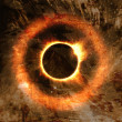 Stock Photo: Eclipse