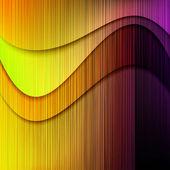 色付きの線の背景 — ストック写真