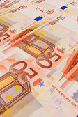 5, 10, 20, 50 Euro banknotes — Stock Photo
