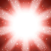 Shining rays — Stock Photo