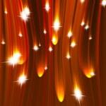 Glittering stars — Stock Photo