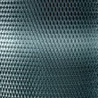 Metal mesh grate gray — Stock Photo #8719203
