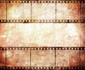Old film strip — Stockfoto