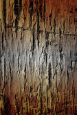 Texture of the old damaged pine wood — Stock Photo