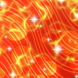 Royalty-Free Stock Photo: Glowing stripes stars