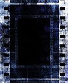 Old film strip frame — Stock Photo