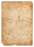 Old parchment paper — Stock Photo