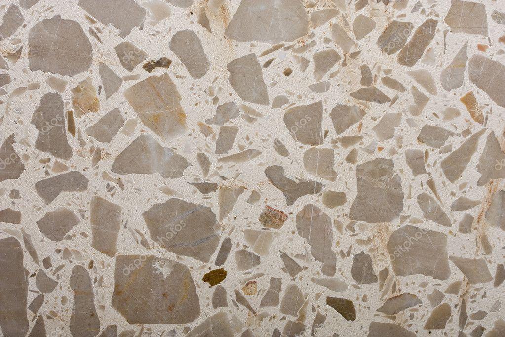 Texture di graniglie di marmo — Foto Stock © Моlodec #8723029