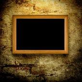 Polaroid ramki na grunge — Zdjęcie stockowe
