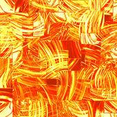 Red glass squares — Stockfoto
