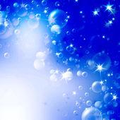 Праздничная воздушные пузыри — Стоковое фото