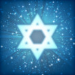 Star of David — Stock Photo #9817143
