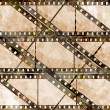 Old film strip — Stock Photo #9817774