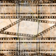 Old film strip — Stock Photo #9818856
