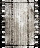 Bande de film ancien — Photo