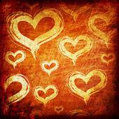 Heart on Grange — 图库照片