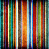 Striped background with some stains — Stock Photo