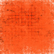 Grunge red squares — Stock Photo