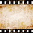 Old film strip — Stock Photo #9847157