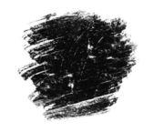 Black spot — Stock Photo
