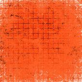 Grunge röda fyrkanter — Stockfoto