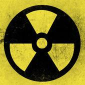 放射能のシンボル — ストック写真