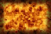 Golden mosaics — Stock Photo