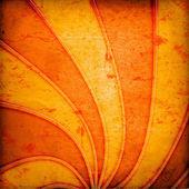 Abstract sun's rays — Stock Photo