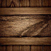 Old wooden background, — Stockfoto