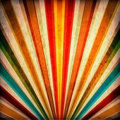 çok renkli güneş ışınları grunge arka plan — Stok fotoğraf