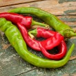 Royalty-Free Stock Photo: Hot chili peppers
