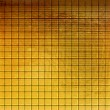 Grunge golden mosaic - Stockfoto