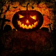 Halloween grunge background - Stockfoto