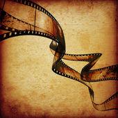Filmbildrutor eller filmremsa — Stockfoto