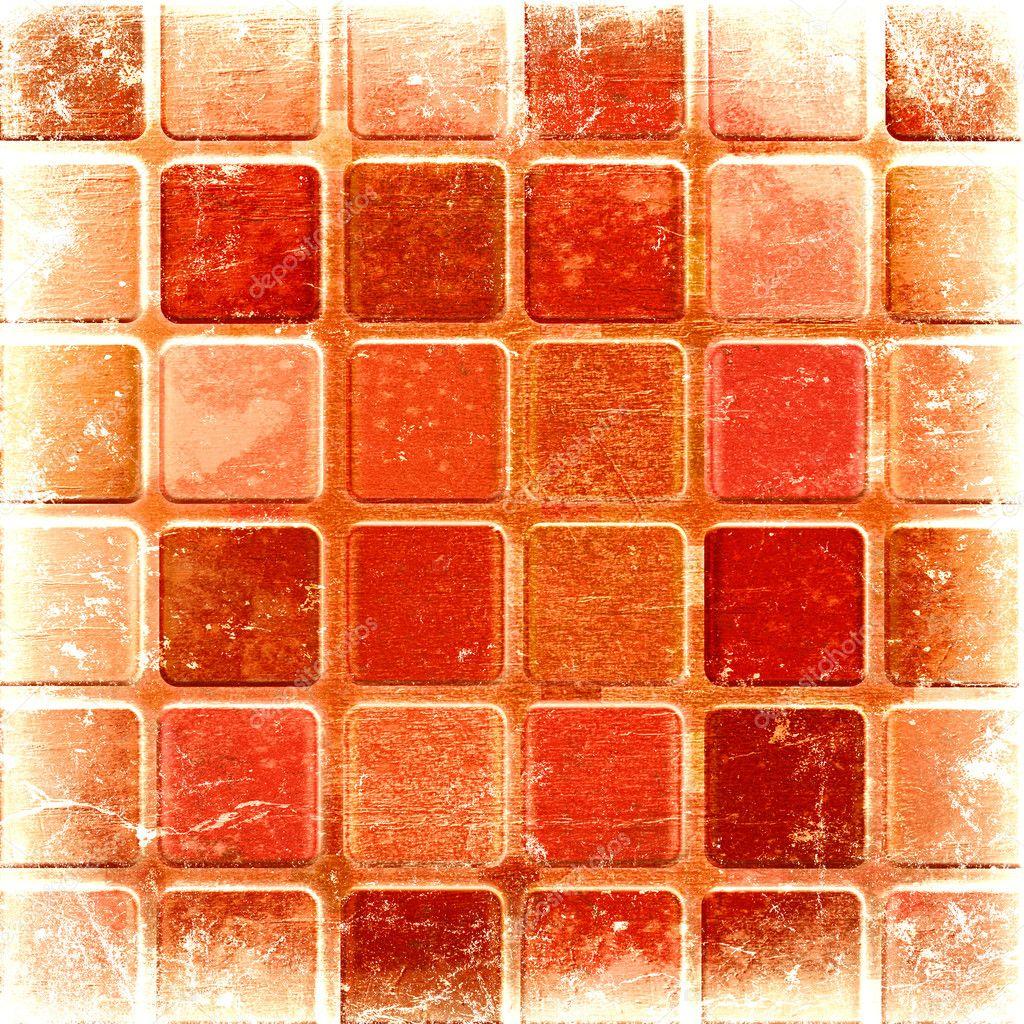 红色正方形