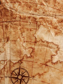 Old map — Foto Stock