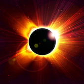 Eclipse — Stock Photo