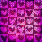 Heart on Grange — Stock Photo