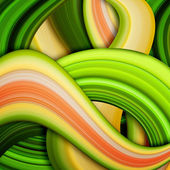 Curved strips — Stock Photo
