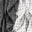 Spotted fabric - Stock Photo