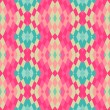 Abstract ethnic vector seamless background - 图库矢量图片