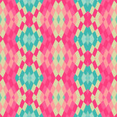 Abstract ethnic vector seamless background — Vector de stock