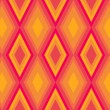 Ethnic african seamless abstract pattern - Stockvektor