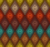 Padrão geométrico de pontos de cor abstrata — Vetorial Stock