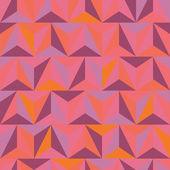 3d abstrato padrão piramidal — Vetor de Stock