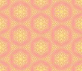 抽象民族矢量无缝背景 — 图库矢量图片